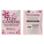 Насадка для секс-игрушки TOY COVER SMALL (slim & small)